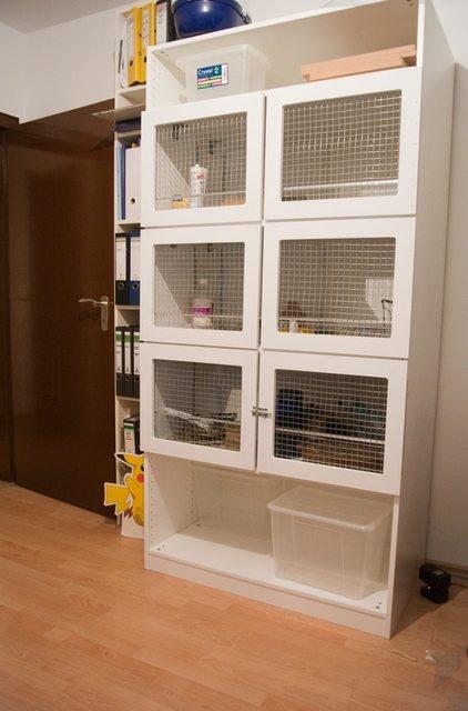 IKEA Pax corpus   degu cage build   Pinterest   Ikea pax, Degu and Chinchillas