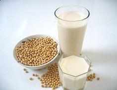 Вегетарианские рецепты: Как приготовить соевое молоко дома