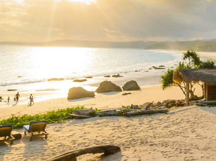 Nihiwatu, on the island of Sumba in Indonesia : 5 Island Resorts You Didn't Know You Wanted to Visit : Condé Nast Traveler