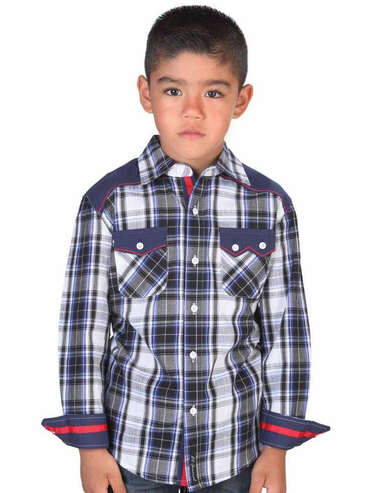 33170 Camisa Casual Niño El General