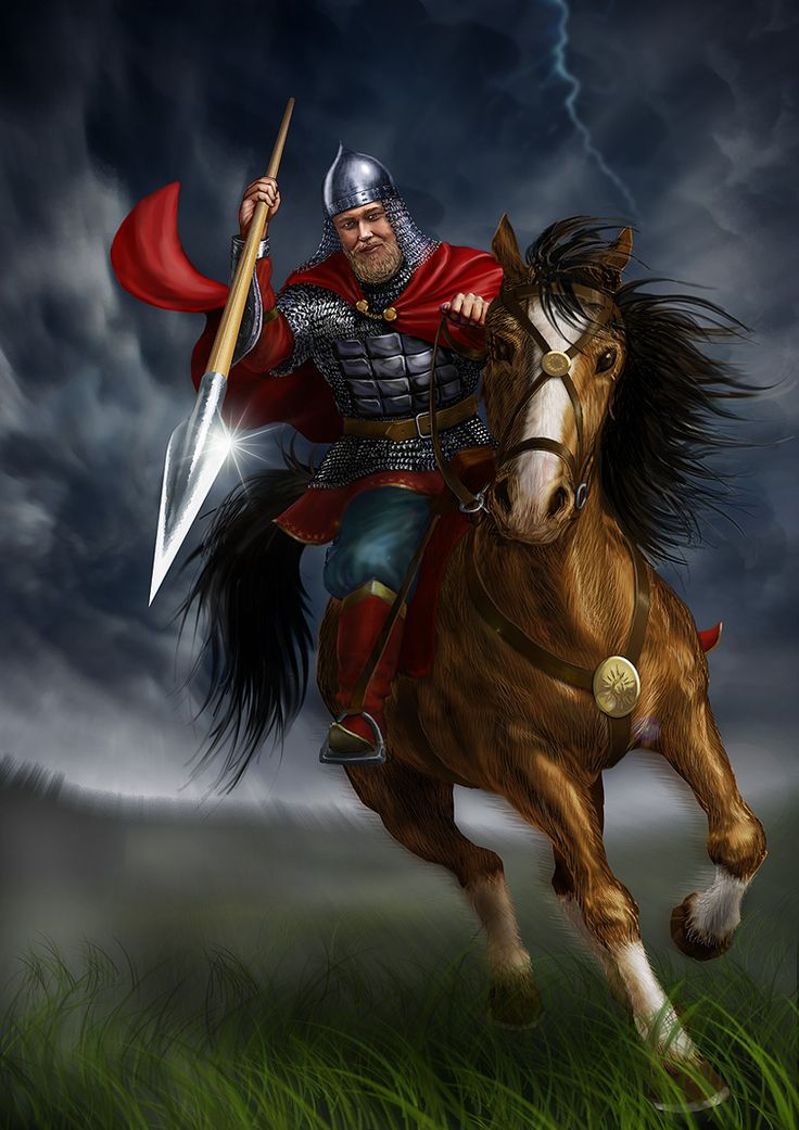 Medieval Russian warrior (knight). Modern reconstruction according to the archaeological data. #medieval #Russian #history