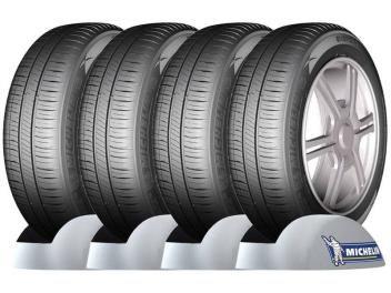 Conjunto 4 Pneus Michelin 185/65 R14 86T - Energy XM2 Green X