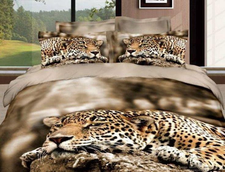 Leopard Style4 Cheetah Print Leopard Print Bedding Set