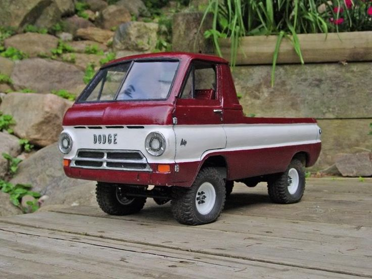 headquake imthatguy build a dodge a100 archive scale 4x4 r dodge a100 pinterest. Black Bedroom Furniture Sets. Home Design Ideas