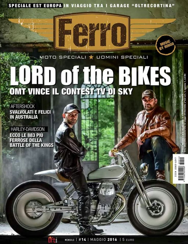 """The Winner off """"Lord of the Bike"""""""
