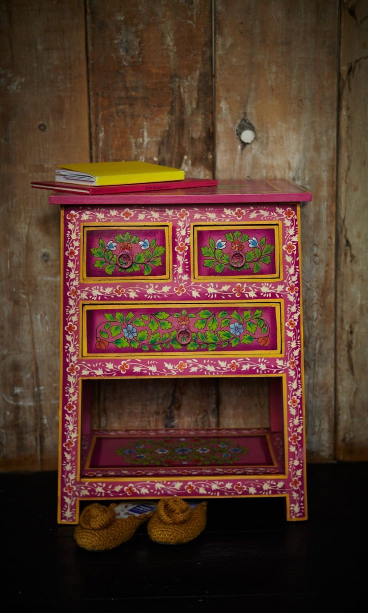Funky painted furniture ideas - Find This Pin And More On Decorative Painted Furniture