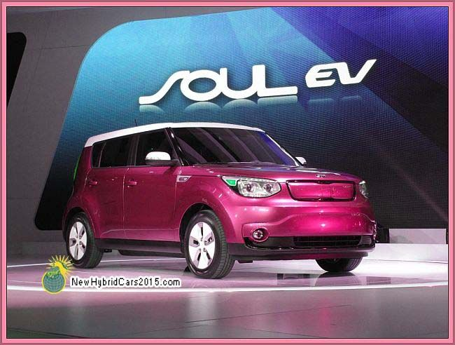 2015 Kia Soul EV - Release Date and Price