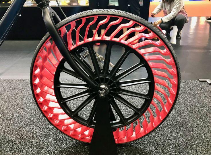 重さは?転がり抵抗は? 「パンクしない自転車用タイヤ」の疑問を聞いた - Engadget 日本版