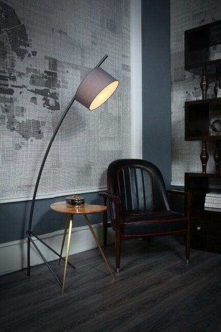 Keno Bross  Interior design - armchair - study room - office room - reading room - modern - classic - contemporer