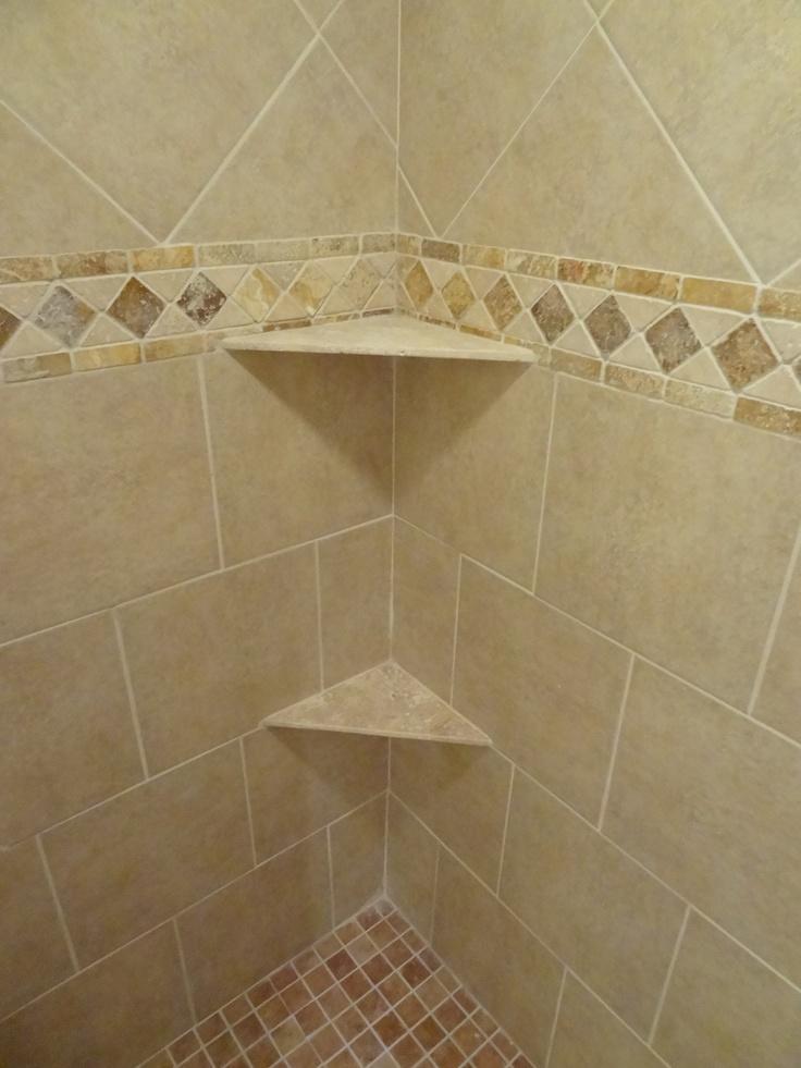 idea 40 bathroom tileborder design