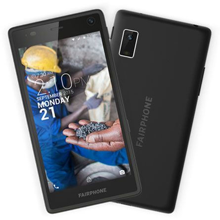 Fairphone 2, First Modular Smartphone for Sale and Pre-Order Begins at €529