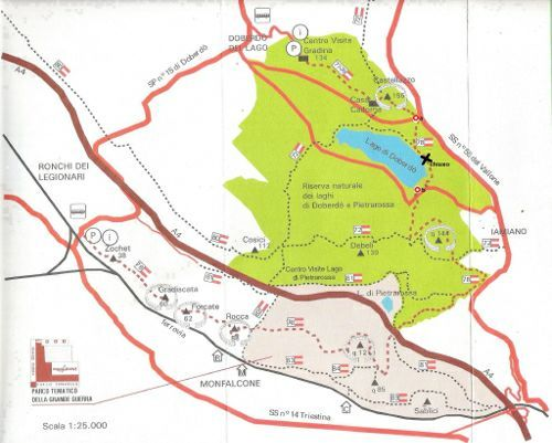 Visita ai Castellieri delle Colline Carsiche di Monfalcone