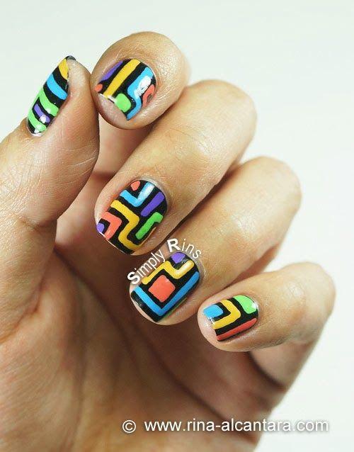 Simply Rins #nail #nails #nailart