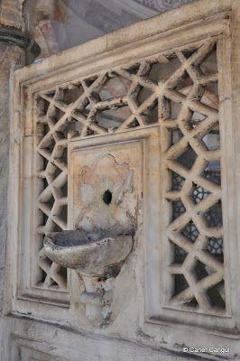 Kuş Sebili, Kadırga Sokollu Camii Şadırvanı -burada istanbul var: İstanbul'daki Kuş Evleri ve Kuş Sebilleri