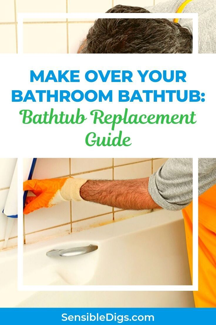 How To Install 3 Types Of Bathtub Step By Step Guide Bathtub