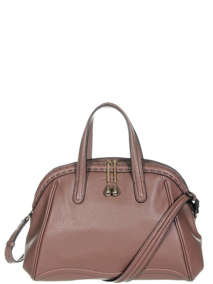 "New line of bags at #Lancel 's : La Charmeuse. #marvelous This colour is ""poivre"" (pepper). I #want it !"