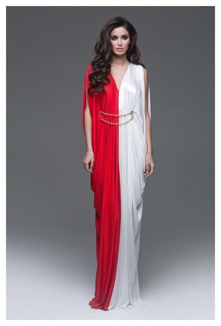 26 Beautiful Evening Dresses With Asian Inspiration - Fashion Diva Design