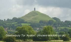 Will King Arthur come again one day to save Britain in her hour of need, or does he lie sleeping with his knights at Glastonbury Tor (pictured)? Read more about the sequel to I, Morgana on my blog: www.felicitypulman.com.au/blog - The Once and Future King.