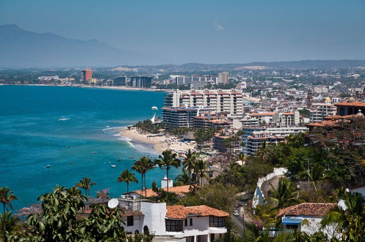 10 vacations in Mexico for under $100 a day ~ PUERTO VALLARTA ... This popular vacation spot is all about the gorgeous white-sand beaches on the Pacific Ocean. Hotel rooms in the old town within walking distance of the main attractions are available for as little as $30. The beach is free, as is the sprawling Malecon, the huge boardwalk featuring foods stalls, restaurants, shops, and fascinating sculptures. Meals in town average $20, including non-alcoholic drinks such as fresh juices and…