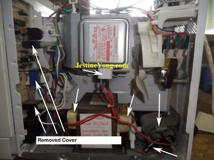 Microwave Oven Not Heating Properly Easy Solution Electronics Repair And Technology News Microwave Oven Microwave Repair Heating Repair