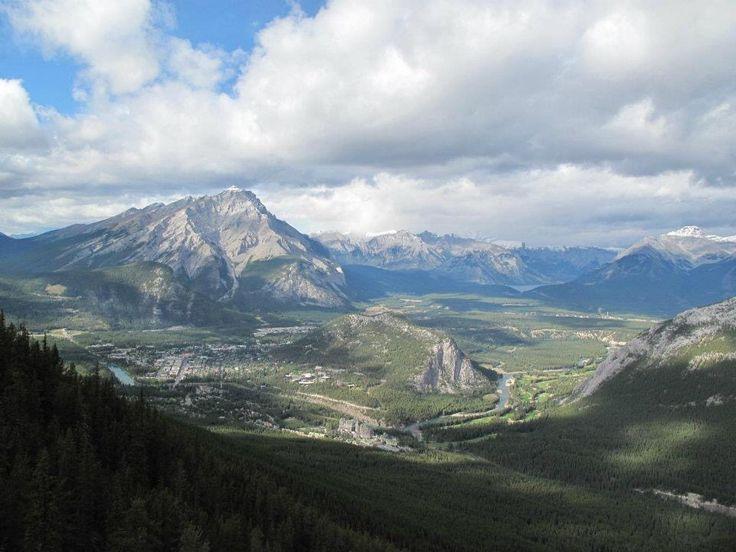 Banff, Alberta. Canada