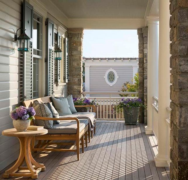 glamorous front porch furniture | 17 Best images about Front Porch on Pinterest | Beautiful ...
