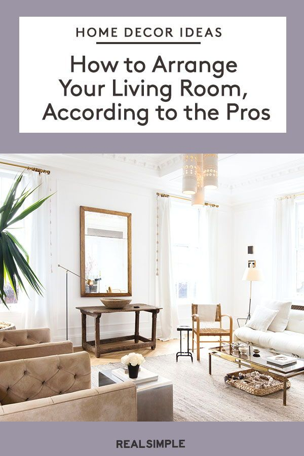 Pin On Easy Decorating Ideas #organizing #furniture #in #living #room