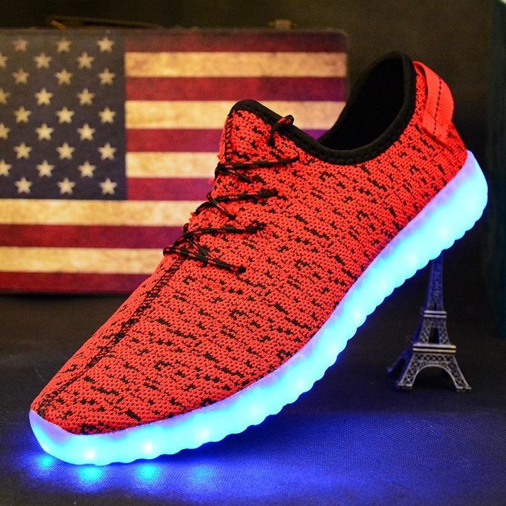 78cb17e866c Buy yeezy shoes light up - 56% OFF