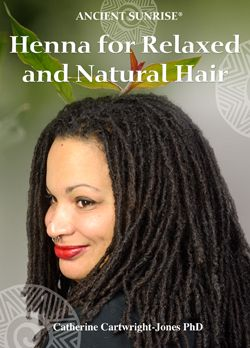 Ancient Sunrise Henna for Relaxed and Natural Hair