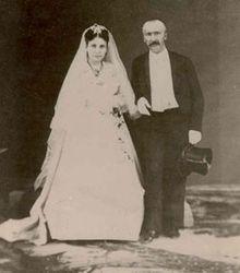 Heinrich Schliemann - il giorno del suo matrimonio con Sophia che intraprese con il marito la fanastica avventura.