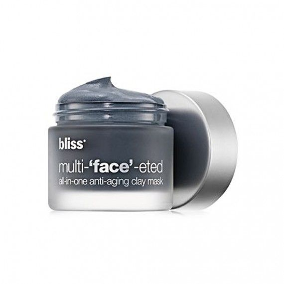 Bliss Multi-face-eted All-In-One Anti Ageing Clay Mask, £35