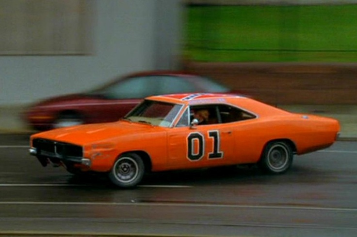 I WANT THE GENERAL LEE.