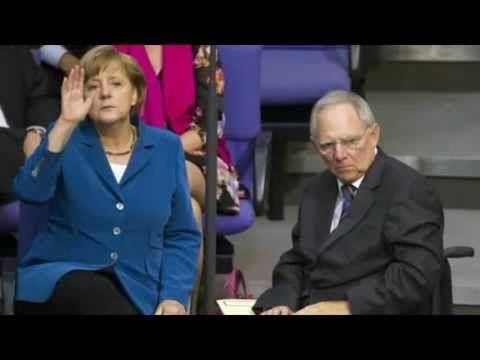 ZDF Europawahl 2014 TV Duell Martin Schulz Junker Montagsdemo Wissen