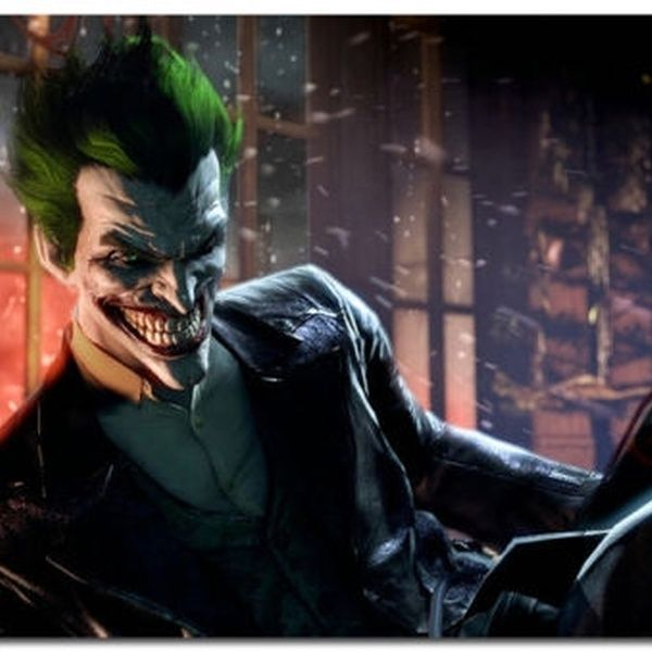 Gotham Season 5 Joker 14 X 24 Inch Silk Poster