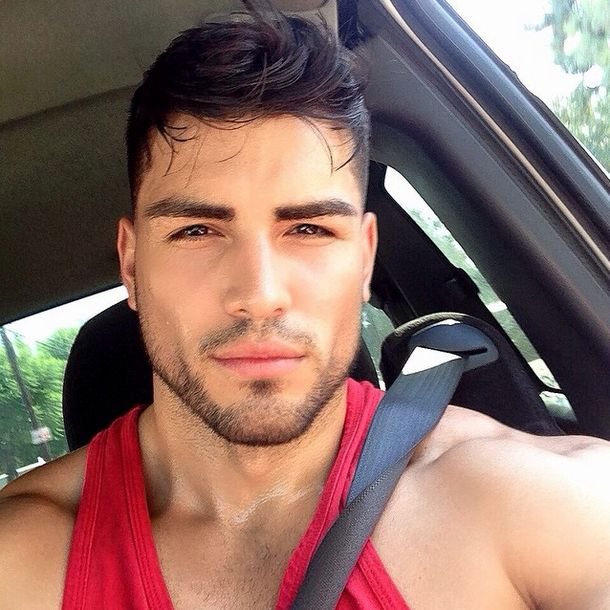 49 best Male Model Selfies images on Pinterest