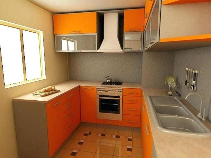 Indian Small Kitchen Designs Photo Gallery Secondtofirst Com Middle Class Simple Small Small House Interior Kitchen Design Small House Interior Design Kitchen