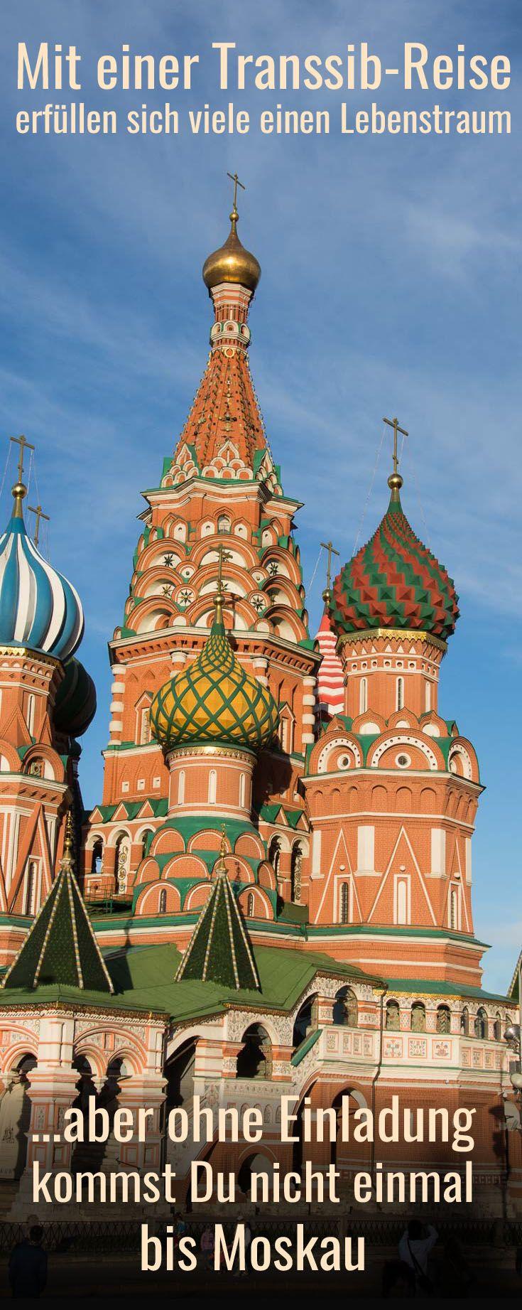 Die touristische Einladung nach Russland ist eine der wichtigen Dokumente für ein Russland-Visum. Auf was Du achten musst und wie es funktioniert liest Du im Beitrag.