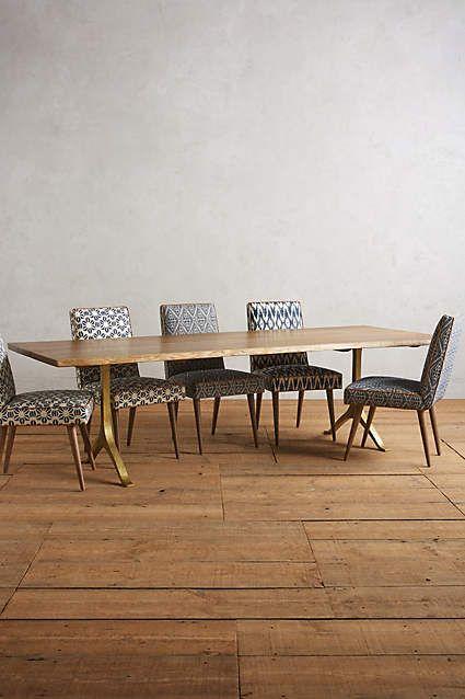 Nemus Dining Table - anthropologie.com