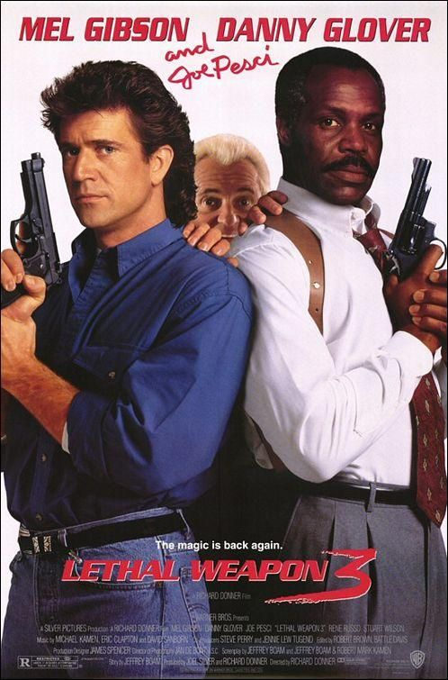 LETHAL WEAPON 3 // usa // Richard Donner 1992
