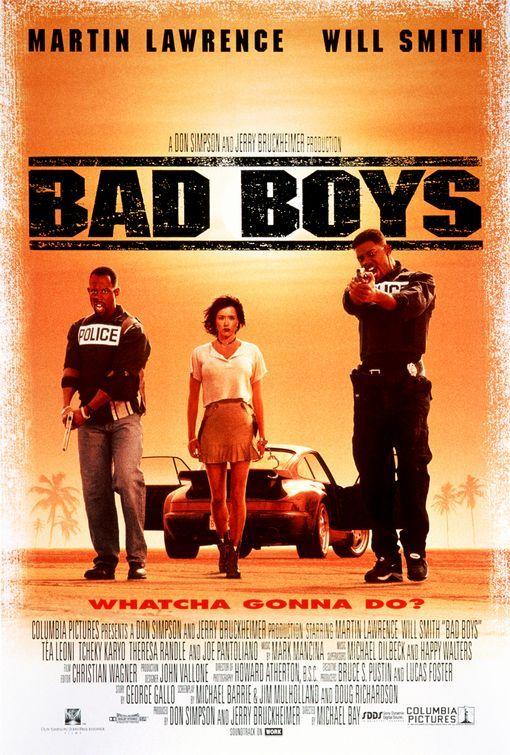 432.- Bad Boys (1995) 4 de 5 Director: Michael Bay