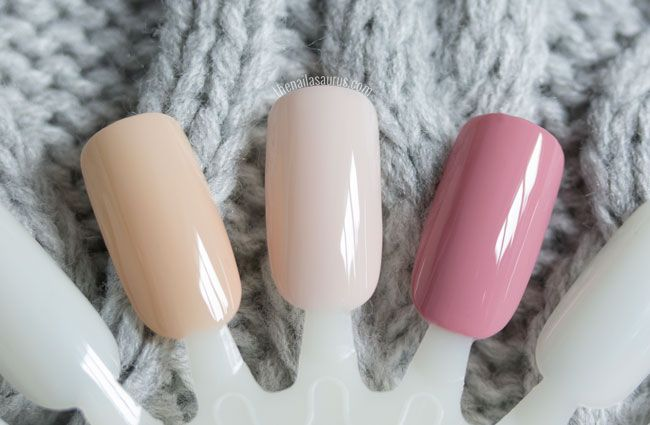 OPI Nail Envy Colors | Swatches