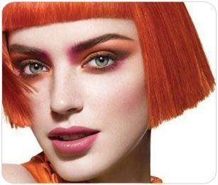 оранжевый макияж - Поиск в Google