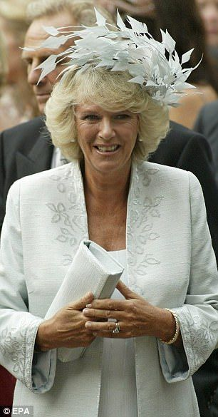 An explosive biography of Camilla - to mark her 70th birthday next month - lifts the lid on the relationship between Prince Charles and the Queen in the days after Princess Diana's death.