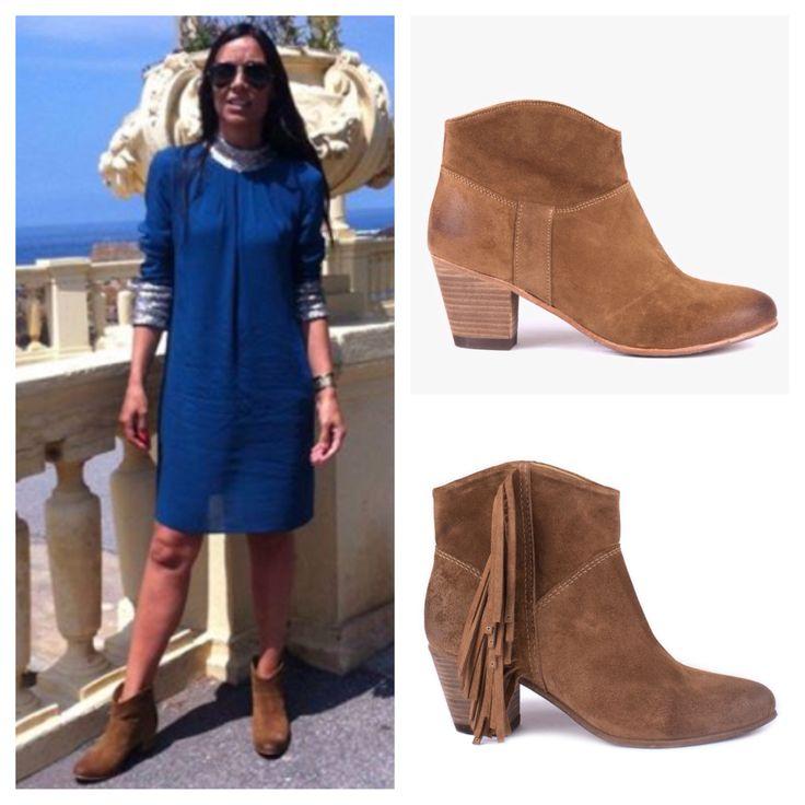 Capri boots
