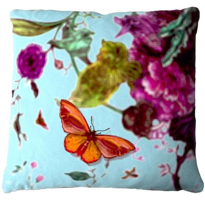 Madame Butterfly: Τα πιο girly μαξιλάρια για το σαλόνι σας | deco , design news & τάσεις | ELLE