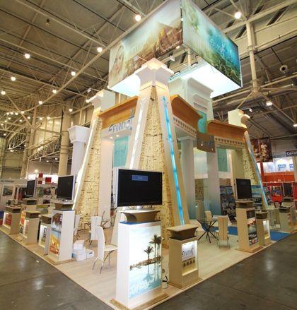 Small Exhibition Stand Design Ideas
