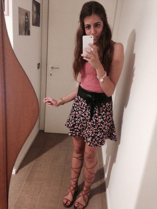 09/07/2015 - in wednesday we wear pink  #meangirls #fashion