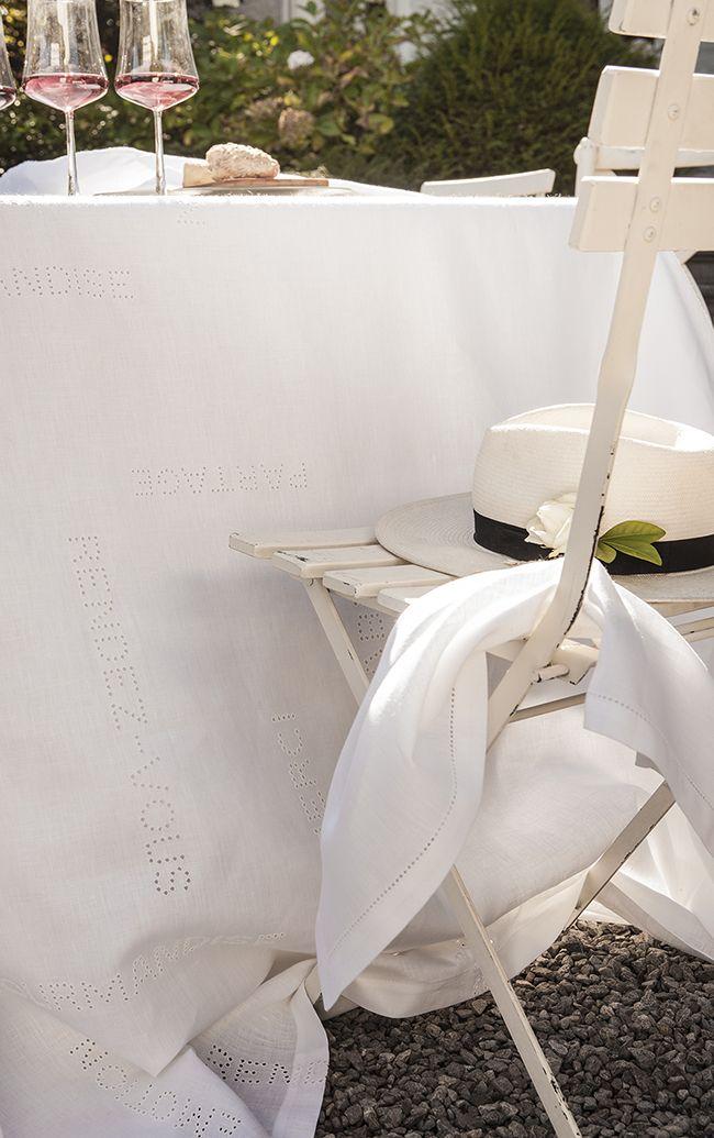linge de maison de luxe italien pin it with linge de. Black Bedroom Furniture Sets. Home Design Ideas
