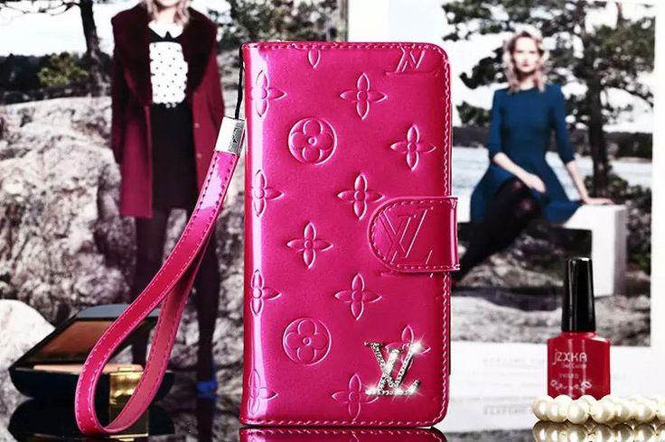 Luxury Brand Samsung S7 Case Flip Rose