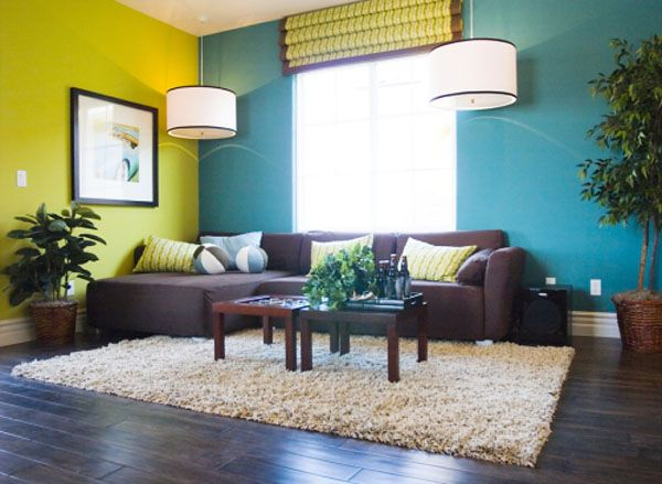 yellow and blue paint ideas for brown furniture living room the best living room paint color ideas with brown furniture
